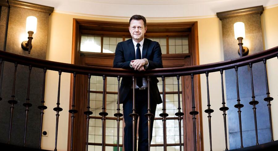 Kristian Hundebøll, CEO i DLG.