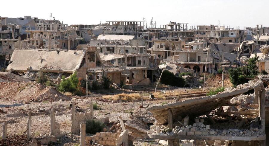 Arkivfoto. REUTERS/Alaa Al-Faqir/File photo