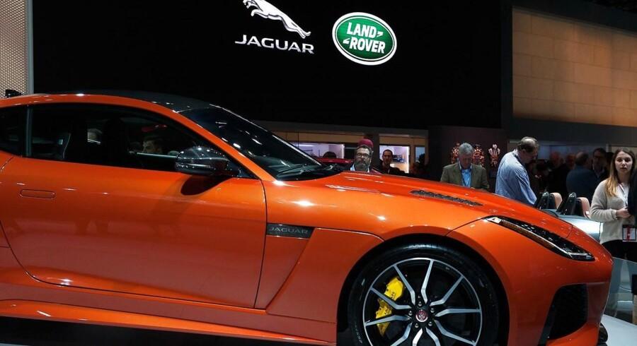 Bilkoncernen Nic. Christiansen står bag importen af bilmærkerne Jaguar og Land Rover i Danmark, Norge og Sverige.