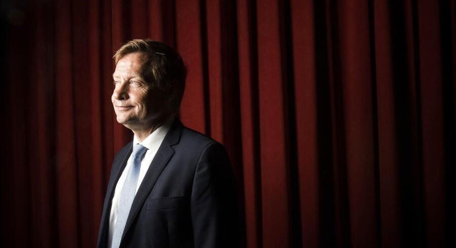 Bestyrelsesformand i Ørsted, Thomas Thune Andersen, har lige udbetalt årets tredjestørste udbytte i Danmark, men investeringsbudgettet går forud.