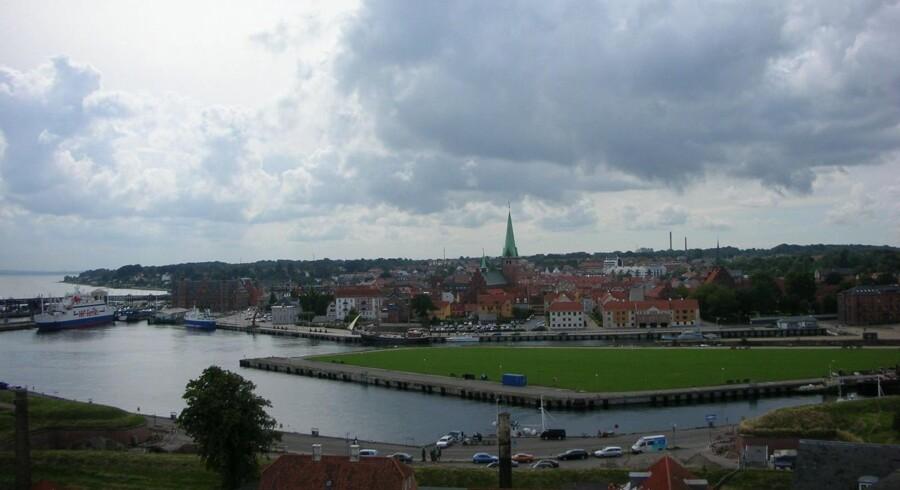 En 47-årig mand, der er dømt i sag om bestikkelse, var tidligere ansat som byggerådgiver i Helsingør Kommune.