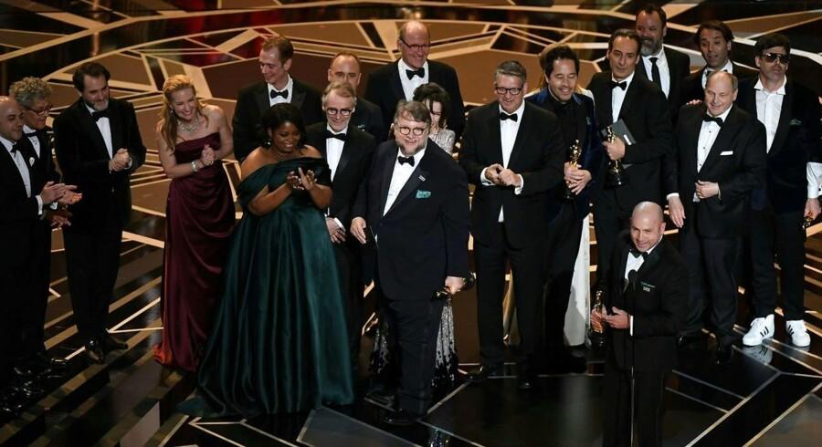 Uddelingen af årets Oscar-statuetter blev fulgt af 18,9 procent af seerne på 56 store markeder, hvilket er fald på 16 procent fra året før.