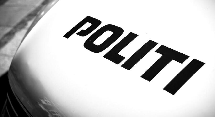 I Aarhus har der tirsdag morgen været en højresvingsulykke, hvor en lastbil har ramt en cyklist.