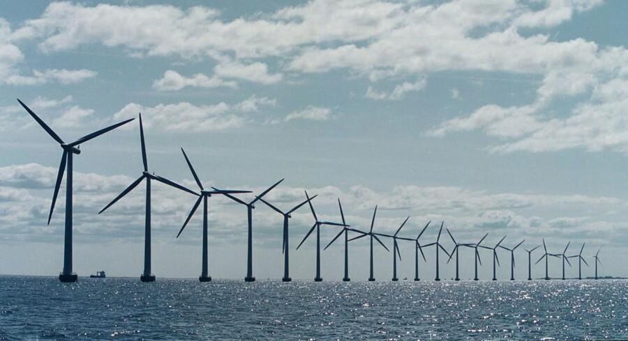 En række vinddevelopere har bekræftet deres interesse i udvikling af havvindmølleprojekter tæt på New York City, hvor der kan opføres møller med en kapacitet på mere end 700 megawatt. (Foto: SØREN BIDSTRUP/Scanpix 2016)