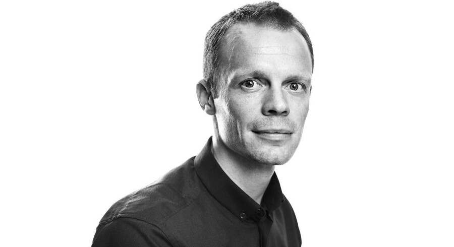 Kasper Krogh, indlandsredaktør på Berlingske.