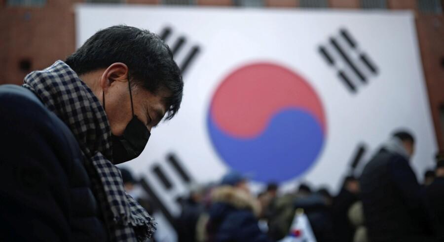 I Japan var depression ikke anerkendt som en sygdom for 20 år siden. Den stigende accept i Asien er medvirkende til, at Lundbecks ambitioner om en vækst på 50 pct. over fem år er realistisk. Foto: Kim Hong-Ji/AFP