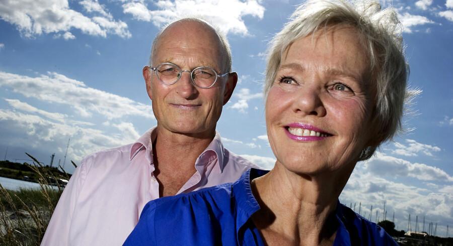 """Karen Jespersen og Ralf Pittelkows nye netavis, """"Den Korte Avis"""" udgav sin første version søndag morgen."""