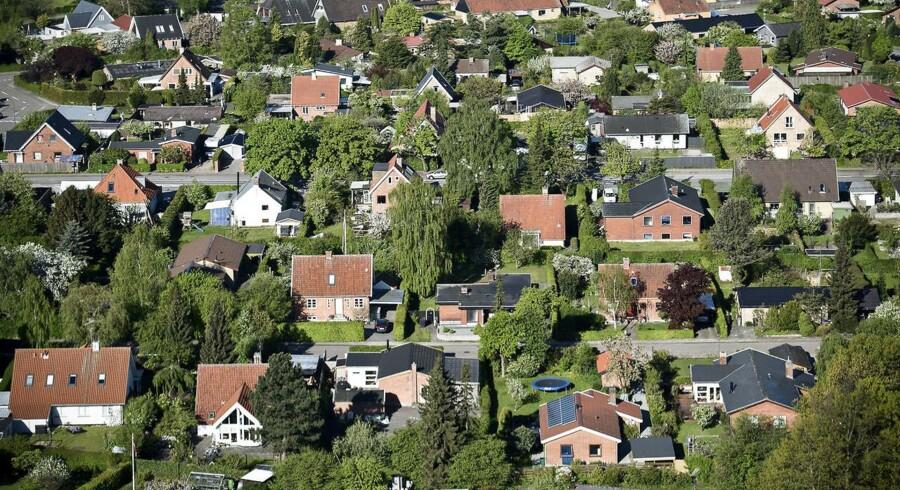 Nye tal fra Boliga viser, at de stigende boligpriser ikke er et rent storbyfænomen.