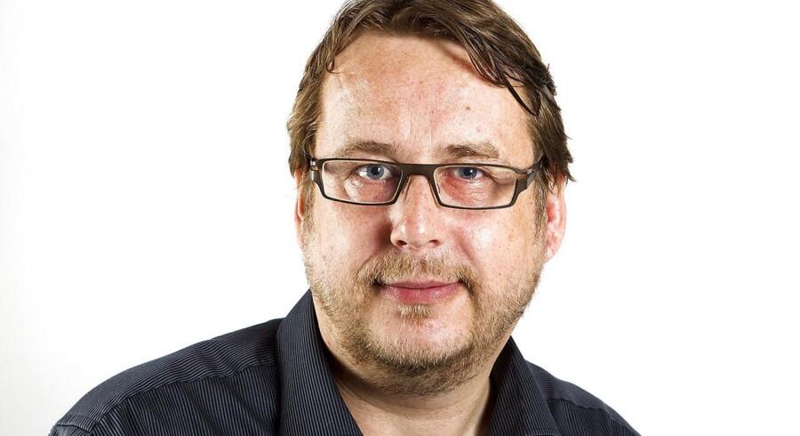 Sten Løck, Freelance journalist og kommentator på Berlingske Business