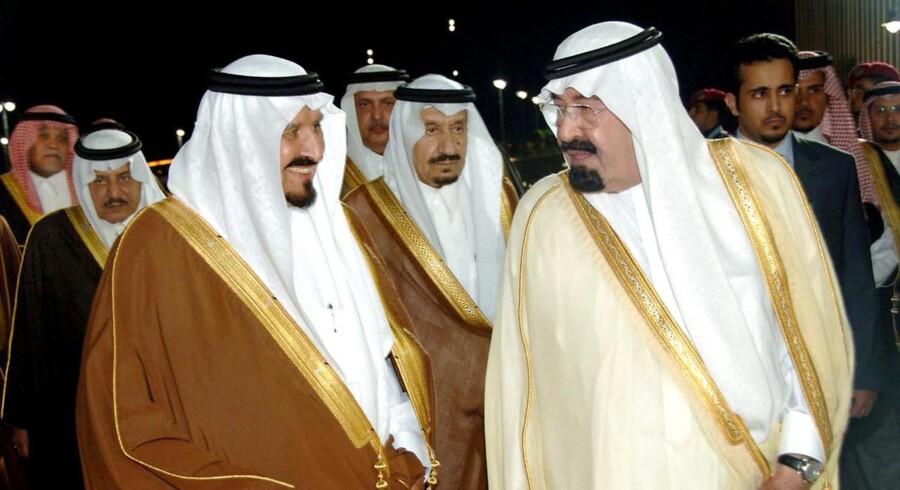 Få lande har spillet en lige så vægtig rolle i verdens oliehistorie som Saudi-Arabien, hvor prinsestyret er pinligt bevidste om vigtigheden af at fastholde markedsandelen.