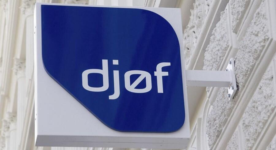 """DJØF, Dansk Jurist og """"Økonomforbund Gothersgade 122"""