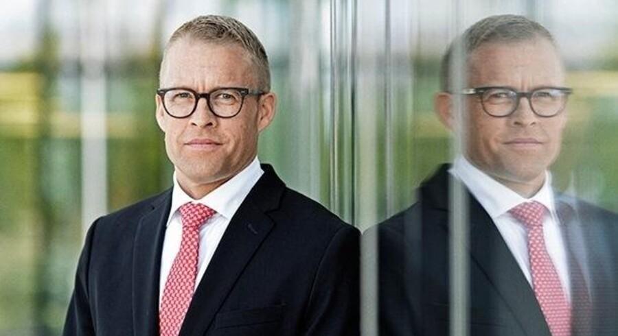 Jakob Riis var kandidat til jobbet som Novo Nordisks næste administrerende direktør, men blev i stedet chef for den amerikanske del af forretningen. Nu har han sagt op. Arkivfoto. Free/Novo Nordisk