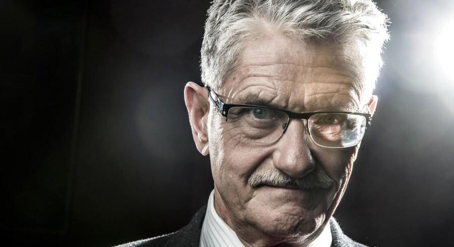 ARKIVFOTO. På Socialdemokratiets kongres i Aalborg meddelte den socialdemokratiske nestor Mogens Lykketoft, at han ikke genopstiller ved næste folketingsvalg.