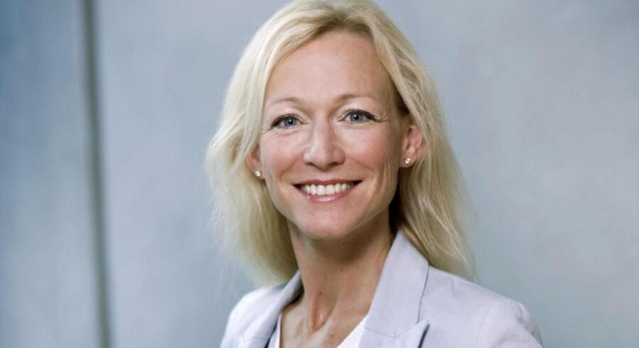Cecilia Bonefeld-Dahl, som siden 2014 har været formand for den danske IT-Branchen, er nu nordisk direktør for Ciber. Foto: Scanpix