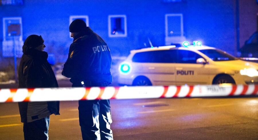Arkivfoto. Siden 20. juli har der været visitationszone på Nørrebro i København på grund af lang række skyderier.