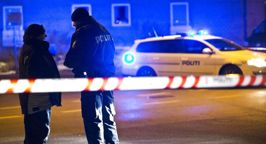 En visitationszone giver politiet ret til at kropsvisitere alle, der færdes i zonen uden begrundelse. Det samme gælder ransagning af biler.
