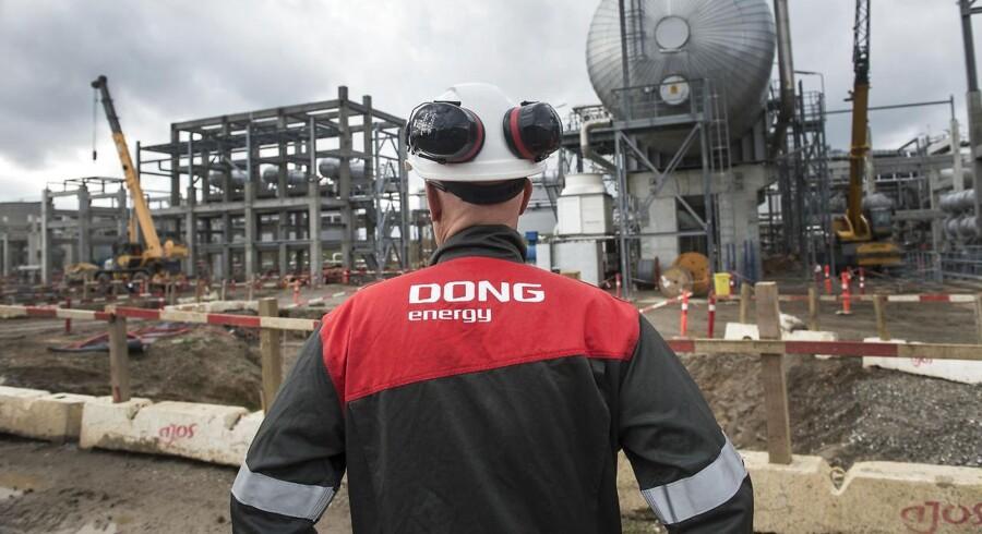 Maersk Drillings kontrakt med Dong om Hejre-oliefeltet i den danske del af Nordsøen er blevet opsagt før tid.