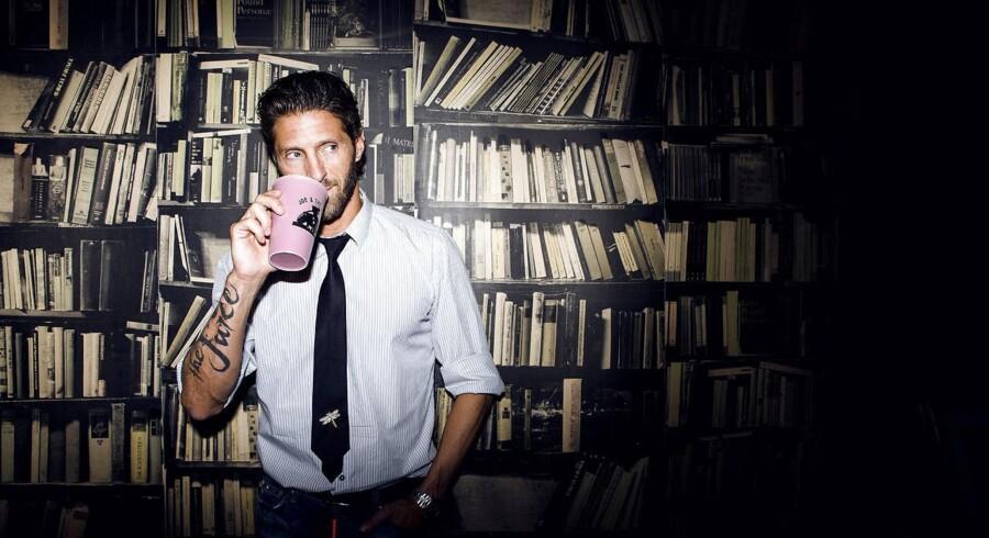Kasper Basse - CEO for Joe & the Juice