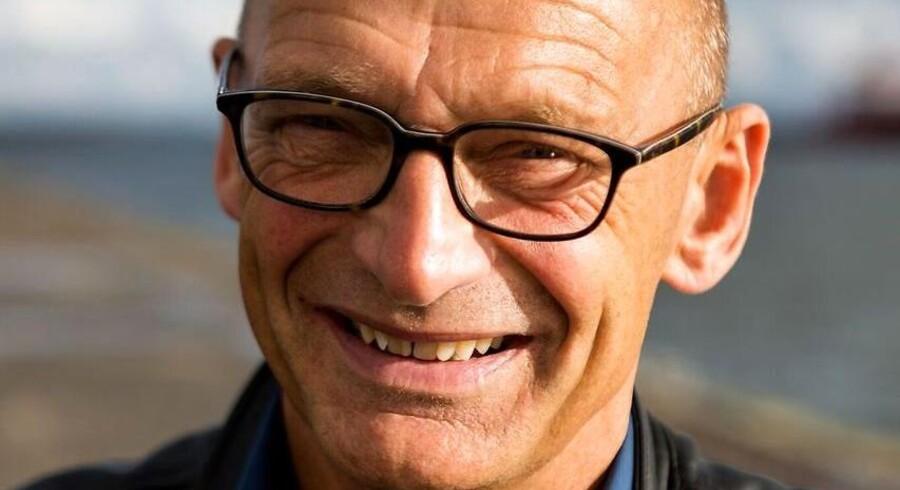 Søren Schriver tidligere topchef i Hummel, nu bestyrelsesmedlem og konsulent i Pilgrim.