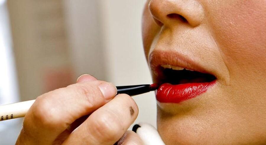 15-årige Ida Glitre retter hård kritik mod ungdomsbladet Vi Unge og spørger blandt andet: »Hvorfor skal jeg give en fuck for, om drengene kan lide min læbestift?«. Arkivfoto.