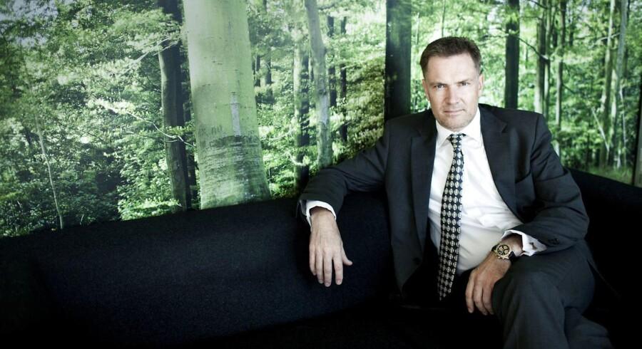 Rigmanden Niels Thorborg skal drive de 20 resterende Inspiration-butikker videre under et nyt navn, når Imerco har overtaget 25 forretninger. Inspiration-navnet er snart fortid. Arkivfoto: Mads Nissen