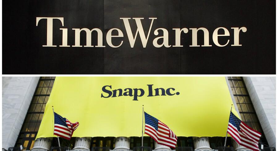 Time Warner: Stan Honda Snap Inc: Justin Lane