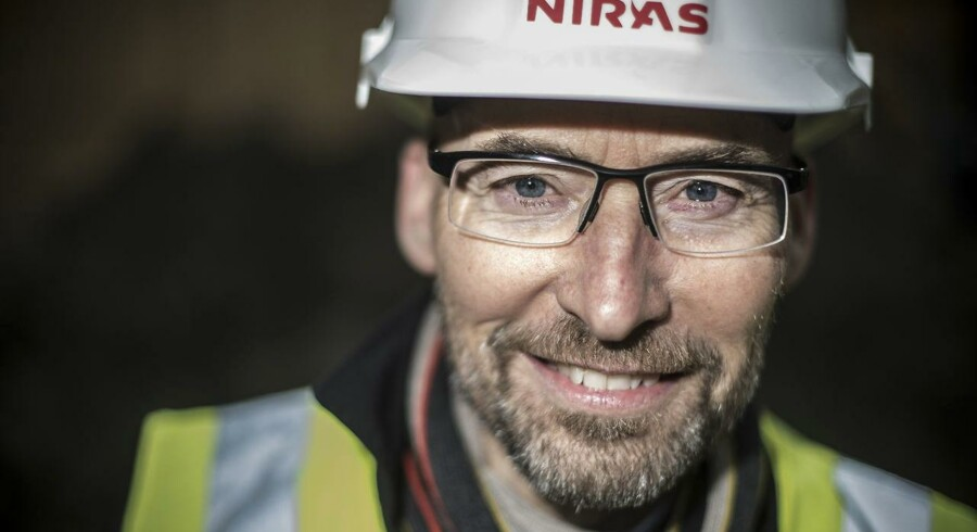 Niras direktør Carsten Toft Boesen.