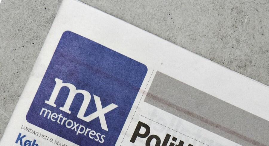 Pressemøde. Metroxpress og 24Timer bliver til en avis MX.