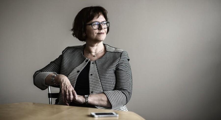 Arkivfoto: ATP Direktør, Lilian Mogensen.