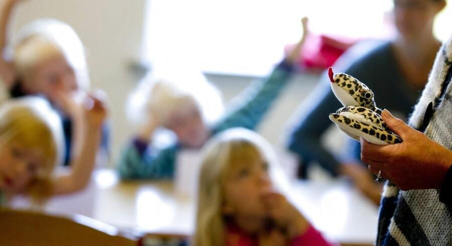 Københavnske pædagoger vil ikke sprogteste alle treårige børn, men kun de børn, der ifølge pædagogernes vurdering har brug for at blive sprogscreenet.