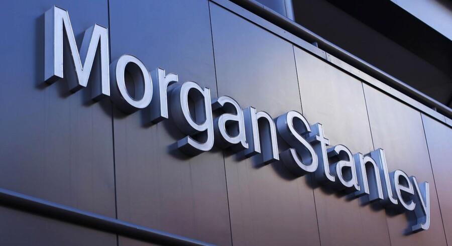 Amerikansk storbank har netop leveret regnskab for tredje kvartal.