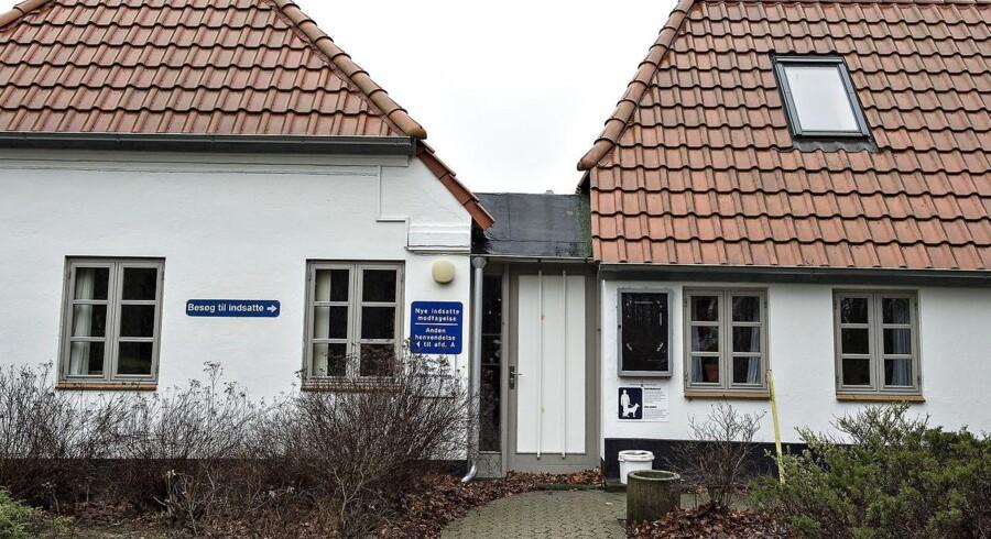 Det tidligere åbne fængsel Kærshovedgård udenfor Ikast skal huse afviste, udviste asylansøgere.
