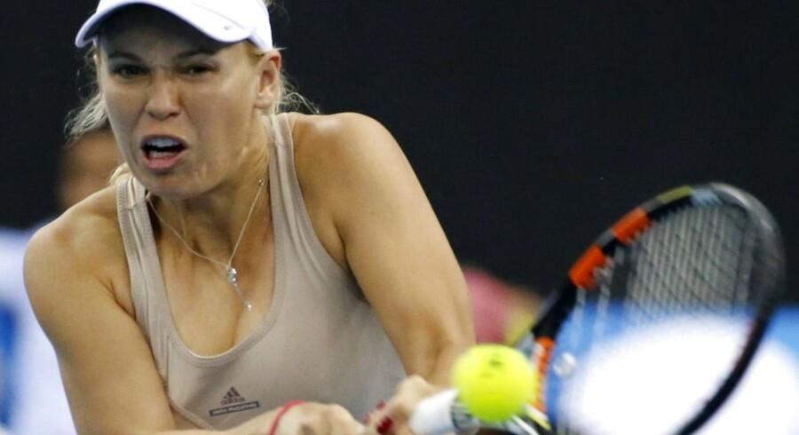 Tennisspilleren Caroline Wozniacki indtager førstepladsen på listen over mest googlede danske kvinder. På verdensranglisten i tennis indtager hun i øjeblikket en ottendeplads.