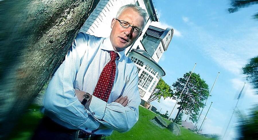 Jens Bjerg Sørensen, adm. direktør, Schouw og Co.