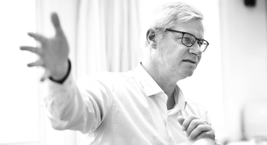 Peter Taksøe-Jensen fotograferet i Udenrigsministeriet.