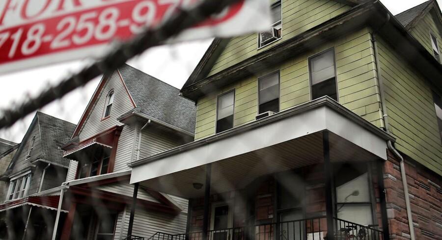 Ekspert påpeger, at nedturen for boligmarkedet i årene 2006-2008 var en af hovedårsagerne til, at finanskrisen kom til at rulle.