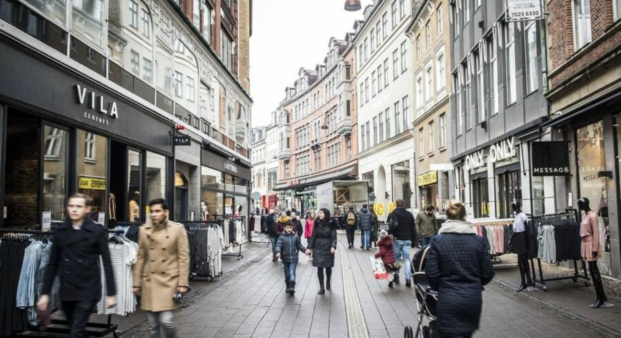 Det er netop privatforbruget, som EU-Kommissionen tror vil drive det fortsatte opsving i Danmark.
