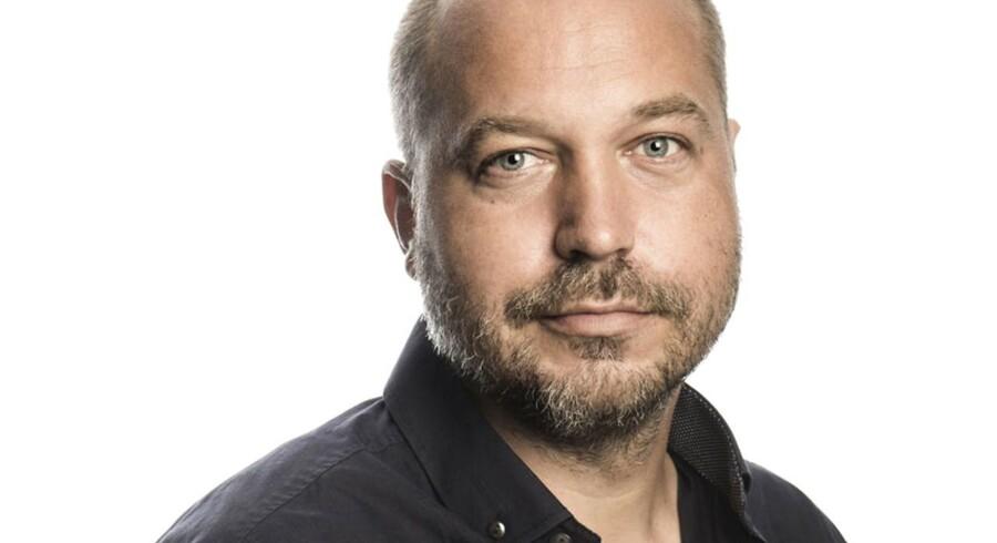Rasmus Karkov sender en bøn til bilindehavere i København: Lad være med at parkere på cykelstien, det er livsfarligt.