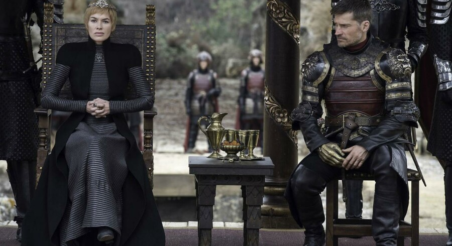 Game of Thrones med blandt andre danske Nikolaj Coster-Waldau på rollelisten vender først tilbage i 2019.