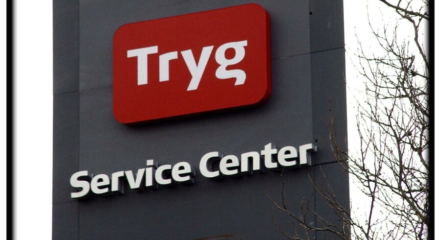 Tryg Service Center i Lyngby.