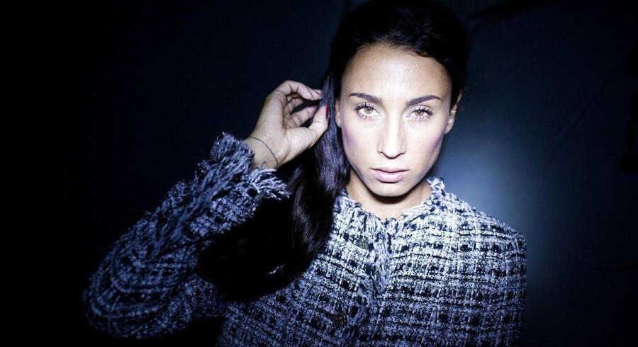 Medina var storleverandør af »fuck« og »fucking« til Danish Music Awards i weekenden.
