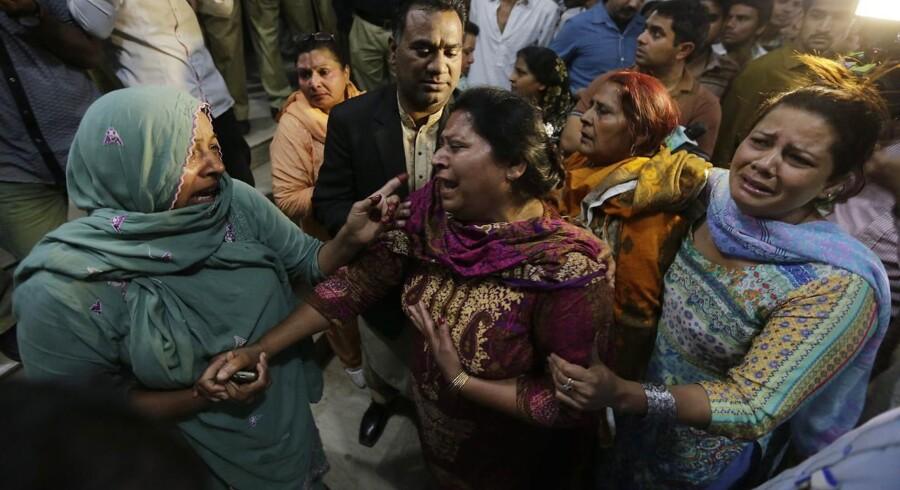 Selvmordsangrebet i Pakistan er formentlig et svar på et militært fremstød