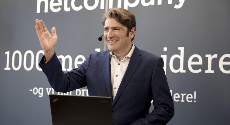 André Rogaczewski vil i starten af juni sende sin virksomhed på børsen i København.