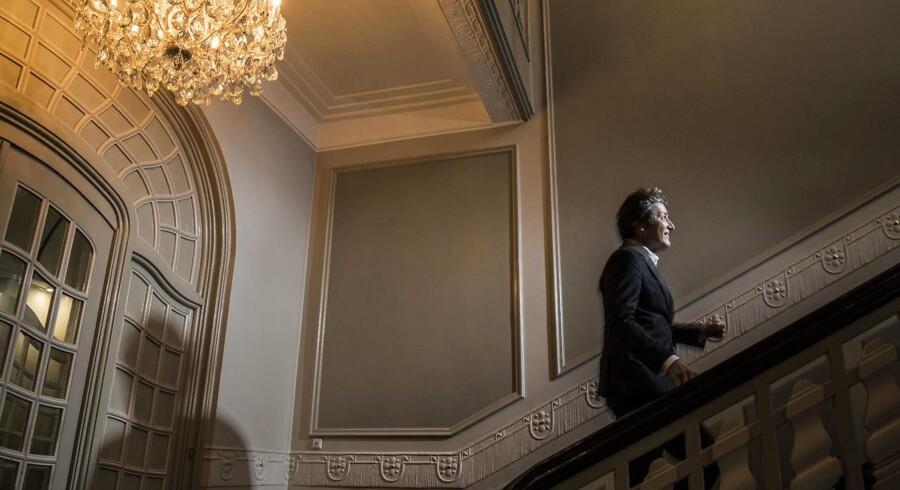 André Rogaczewski vil fra starten af juni være adm. direktør i et børsnoteret selskab.