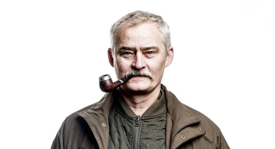 Tidl. Oberstløjtnant Lars Reinhardt Møller.