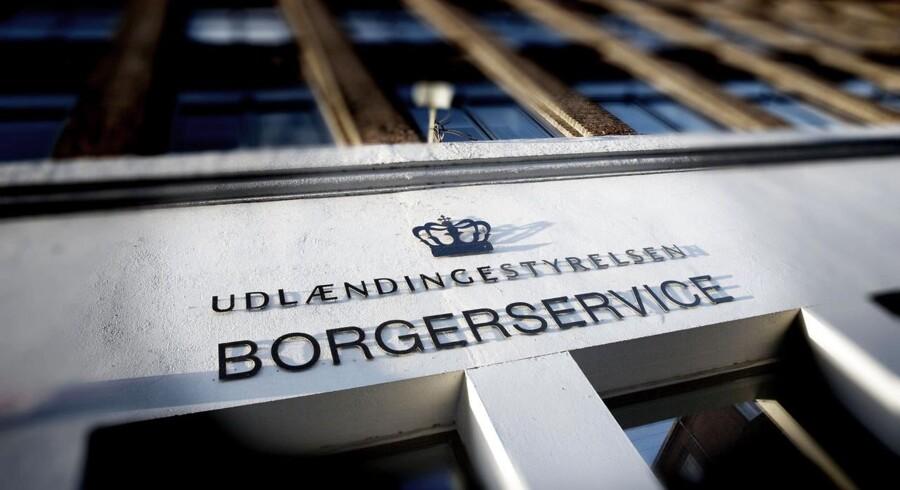 Udlændingestyrelsens 375 arbejdspladser skal flyttes til Næstved.