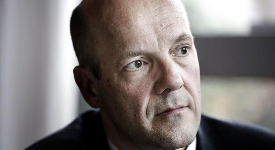 Sagsanlægget skulle blandt andre omfatte Gobikes stifter, Torben Aagaard, og Topdanmarks adm. direktør, Christian Sagild (billedet), der også i dag spiller en fremtrædende rolle i det kriseramte bycykelfirma som aktionær og bestyrelsesmedlem.