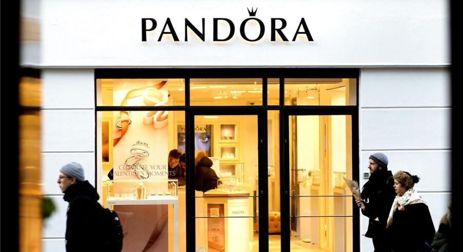 Pandora-topchef: Aktiedyk overskygger stærk udvikling(Foto: Nils Meilvang/Scanpix 2015)