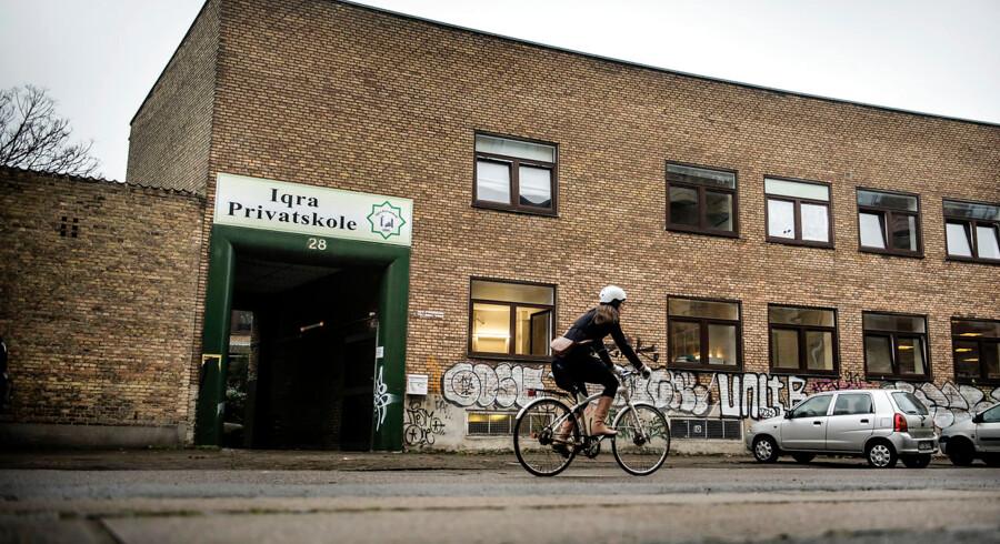 Iqra Privatskole. Hermodsgade 28, 2200 København N