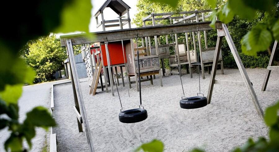 Den ni-årige dreng blev glemt på sin SFO i den Århusianske bydel Tilst. Arkivfoto